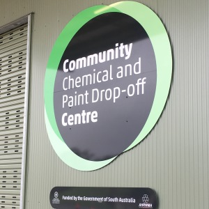 Community Chemical and Paint Drop-off Centre